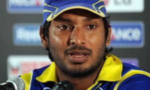kumara sangakkara2 300x180 Top 10 Most Famous Prevalent Cricket Stars