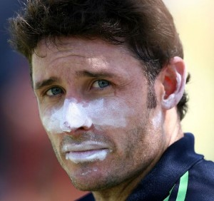 mike hussey 300x282 Top 10 Most Famous Prevalent Cricket Stars