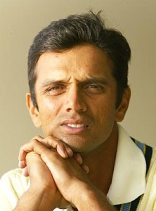 rahul dravid 222x300 Top 10 Most Famous Prevalent Cricket Stars