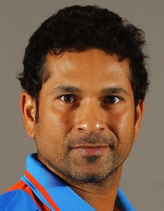 sachin tendulkar 233x300 Top 10 Most Famous Prevalent Cricket Stars