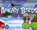 1. Angry Birds Seasons Wreck the Halls