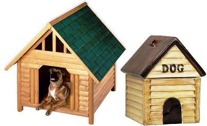 1. Dog House 10 Unique and Best Gift Ideas for Dogs