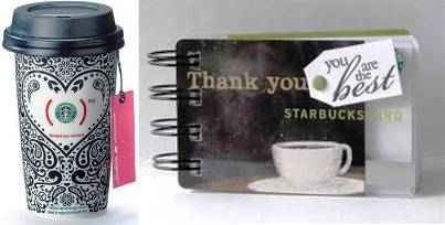 1. Starbucks Goodies 10 Best Gifts for Office Co workers