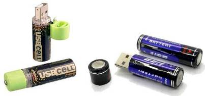 1. USB Rechargeable Batteries 10 Best Eco Friendly Gifts