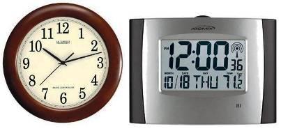 2. Atomic Clocks 10 Best Gifts under $20
