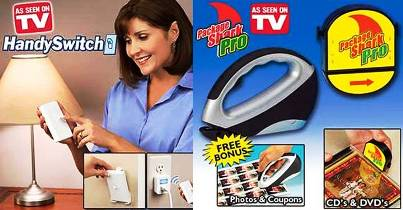"3. ""As Seen on TV"" Items 10 Best Gifts under $20"