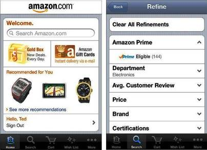 3. Amazon Mobile 10 Must Have Apps for Christmas Holidays 2011