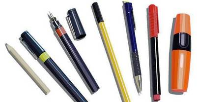 3. Pens Pencils and Markers 10 Best Gifts for Office Co workers