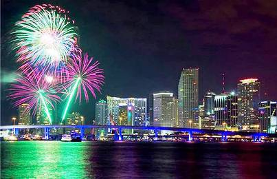 5. Miami Florida Top 10 New Year's Eve Party Destinations 2012   [US]