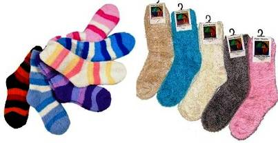 6. Fuzzy Socks 10 Best Gifts under $20