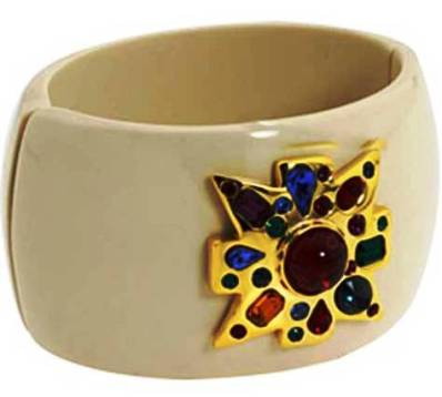 6. Small Center Maltese Cross Cuff 10 Stylish Gifts For Women Under $100