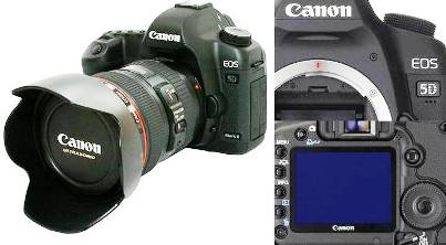7. Canon EOS 5D Mark III 10 Most Anticipated Gadgets of 2012