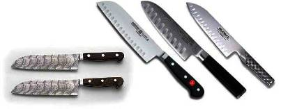 7. Santoku Knives 10 Best Gifts under $20