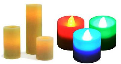 8. Battery Powered Candles 10 Best Gifts under $20
