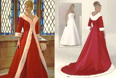8. Casrin Bridal A line Chapel Train Satin Floor Length Wedding Dress 10 Best Winter Wedding Dresses 2011   2012