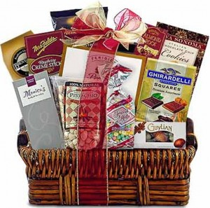 8. Gift Baskets e1323245894828 10 Best Gifts for Working Women