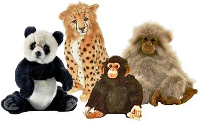 8. Stuffed Animals 10 Best Gifts for Office Co workers