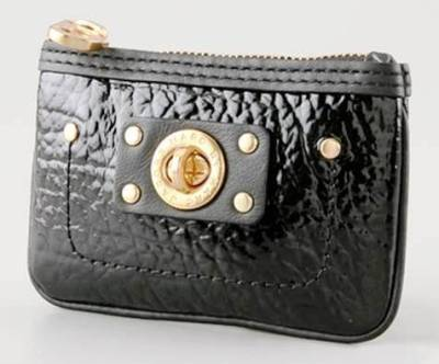 8. Turnlock Shine Key Pouch 10 Stylish Gifts For Women Under $100