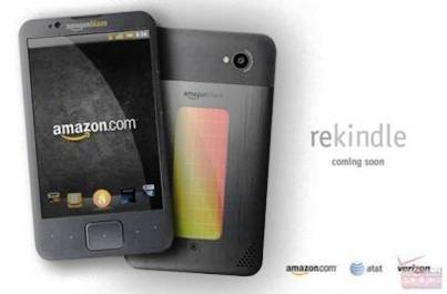 9. Amazon Blaze Mobile Phone1 10 Most Anticipated Gadgets of 2012