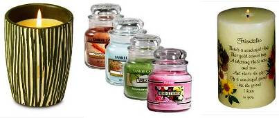9. Aroma Candles 10 Best Gifts for Office Co workers