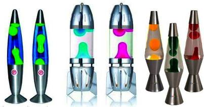 9. Lava Lamps 10 Best Gifts under $20