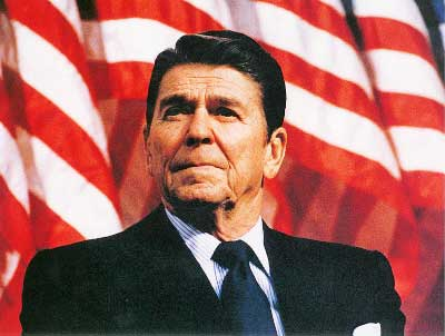 Ronald Wilson Reagan  10 U.S. Presidents on Whom Assassination Attempts Failed