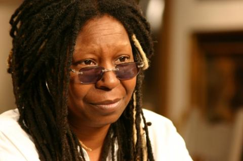Whoopi Goldberg 10 Most Famous African American Oscar Winners