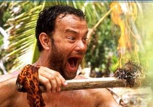 cast away 300x210 Top 10 Best Tom Hanks Movies