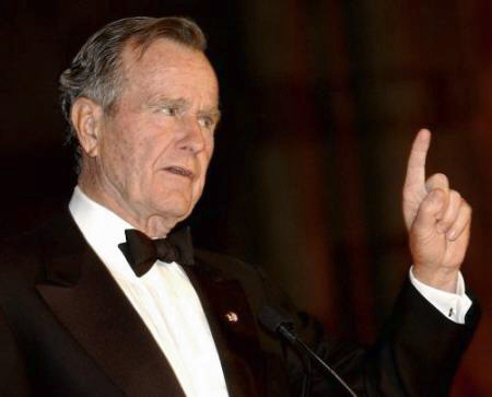 george h. w. bush 10 U.S. Presidents on Whom Assassination Attempts Failed