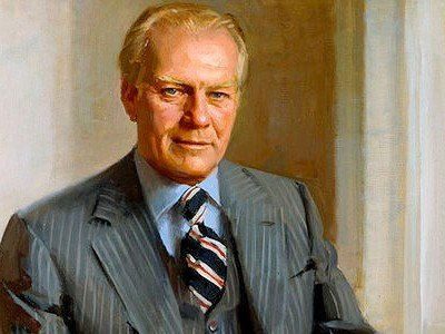 gerald ford 10 U.S. Presidents on Whom Assassination Attempts Failed
