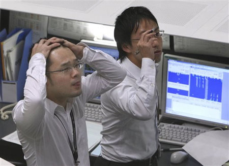 global recession 10 Things That Might Happen To You In 2012