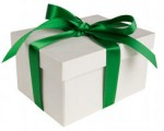 green-gift-box