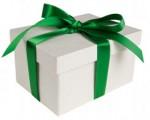 green-gift-box