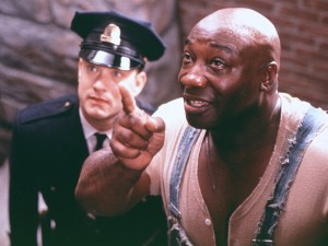 the green mile 300x225 Top 10 Best Tom Hanks Movies
