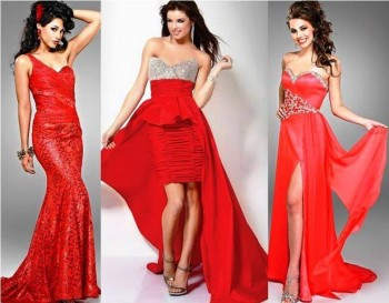 1. Red Dresses Still Rocks e1325868127694 Top 10 Best Valentines Day Dress Ideas for Women in 2012
