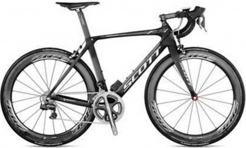 1. Scott Foil Premium e1327478092373 Top 10 Most Expensive Bicycles