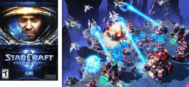 1. Starcraft II Wings of Liberty Top 10 Best Real Time Strategy Games in 2012