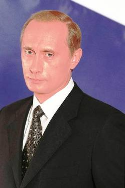 1. Vladimir Putin Top 10 Richest Politicians in 2012