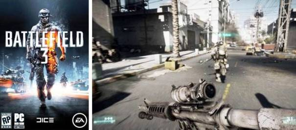 10. Battlefield 3 Top 10 Best First Person Shooter Games in 2012
