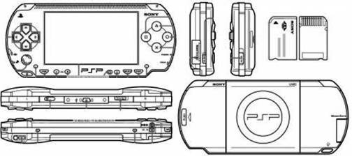 10. Dimensions 10 Differences Between PSP 3000, PSP Go & PS Vita