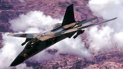 10. F 111 Top 10 Fastest Aircraft in 2012