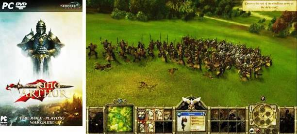 10. King Arthur Top 10 Best Real Time Strategy Games in 2012