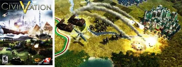 2. Civilization V Top 10 Best Real Time Strategy Games in 2012