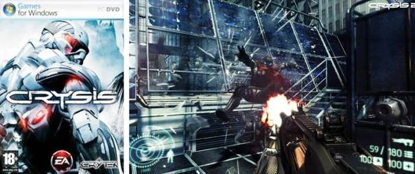 2. Crysis Top 10 Best First Person Shooter Games in 2012