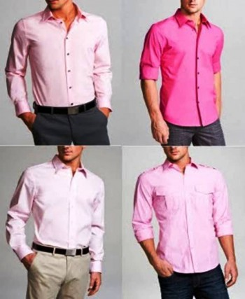 2. Pinks for Men e1326193523818 Top 10 Best Valentine's Day Dress Ideas For Guys