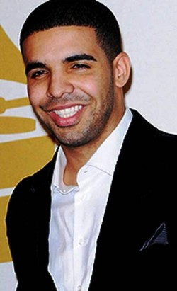 3. Drake e1326249622330 Top 10 Most Popular Male Singers in 2012