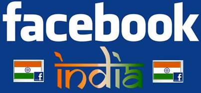 3. India Top 10 Countries With Most Facebook Users in 2012