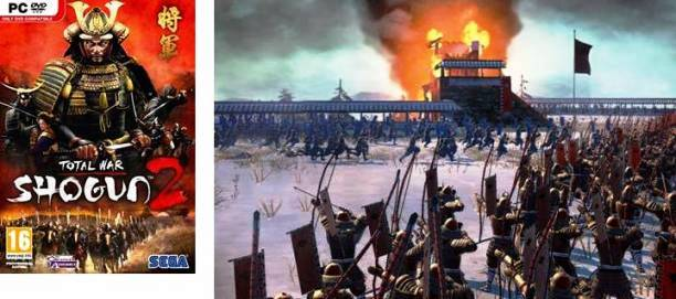 3. Total War Shogun 2 Top 10 Best Real Time Strategy Games in 2012