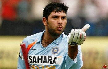 3. Yuvraj Singh e1327065626894 Top 10 Richest Cricketers   2012