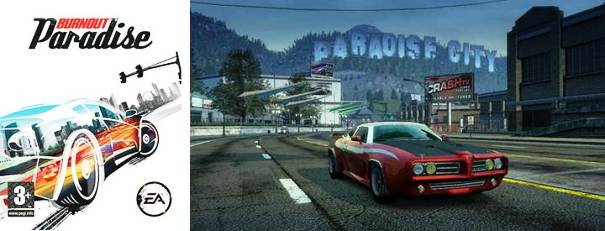 4. Burnout Paradise Top 10 Best Car Racing Games   2012
